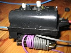2n3055 flyback driver circuit