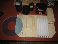 tesla coil parts