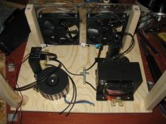 tesla coil wiring