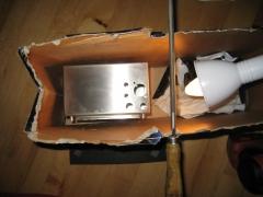2W UCL82 SE amplifier enclosure
