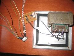 2W UCL82 SE amplifier circuit 1