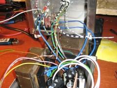 2W UCL82 SE amplifier circuit 3