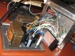 2W UCL82 SE amplifier circuit 4