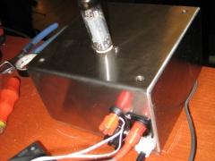 2W UCL82 SE amplifier tube 1