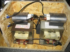 capacitor bank power supply