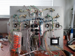 EL34 tube amplifier wiring
