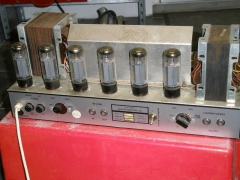 Sound city 120 tube amplifier