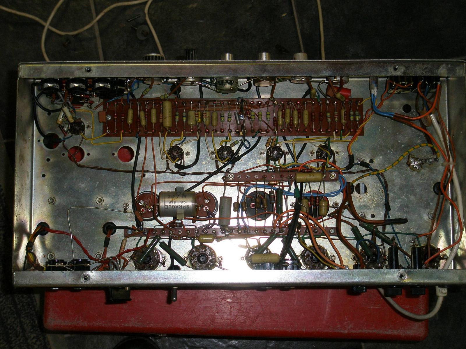 2x30w El34 Tube Amplifier Kaizer Power Electronics Guitar Amp Wiring Image010kaizer4 30