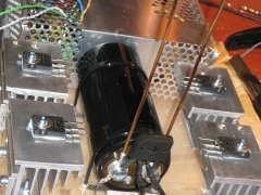 Tesla coil SSTC full-bridge