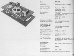 isophon speaker bs35-8 datasheet