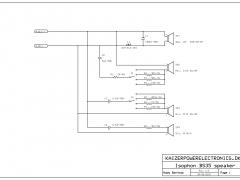 isophon speaker bs35 schematic