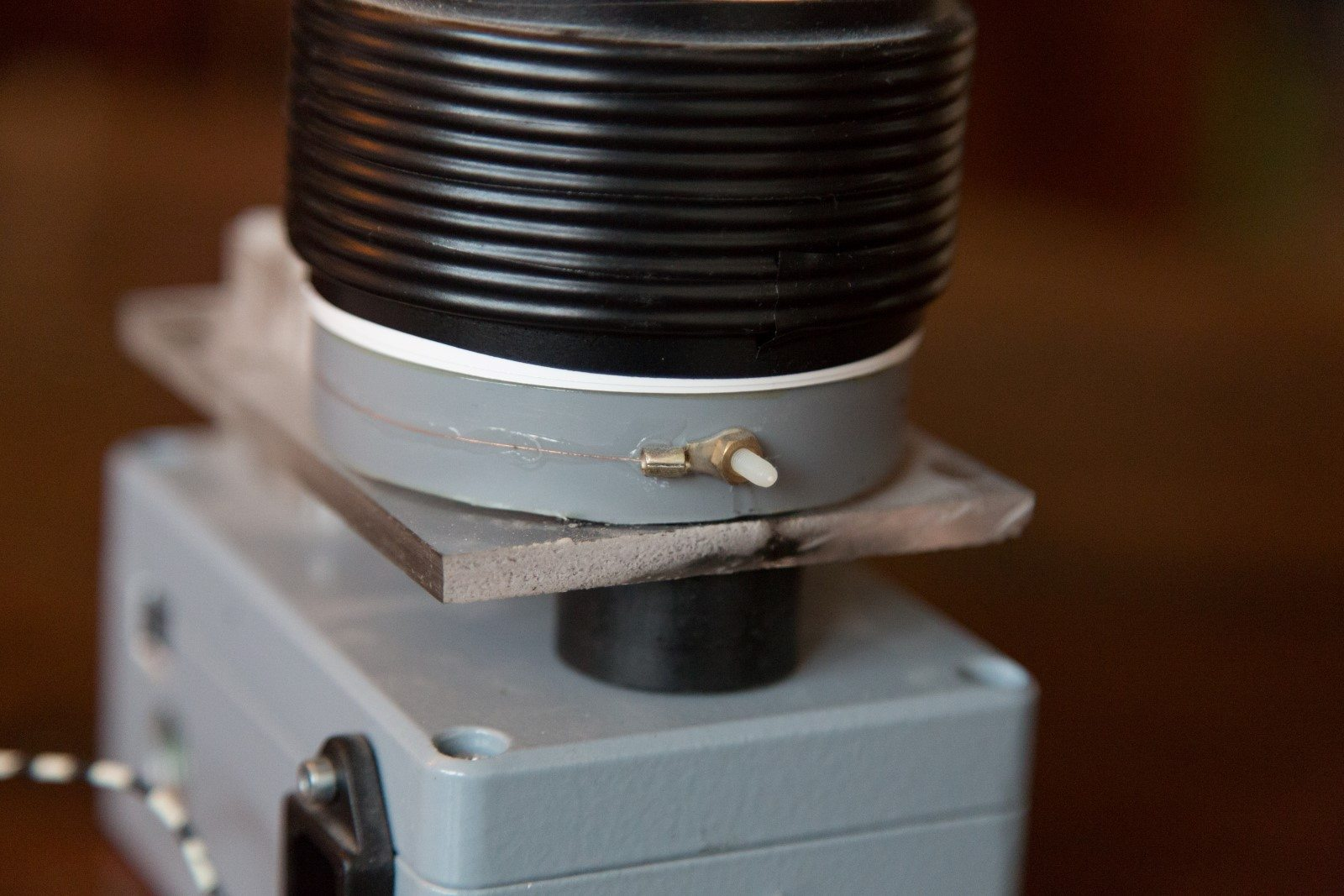 Tesla coil SSTC primary coil
