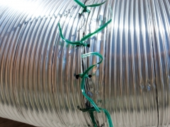 tesla coil DRSSTC topload construction