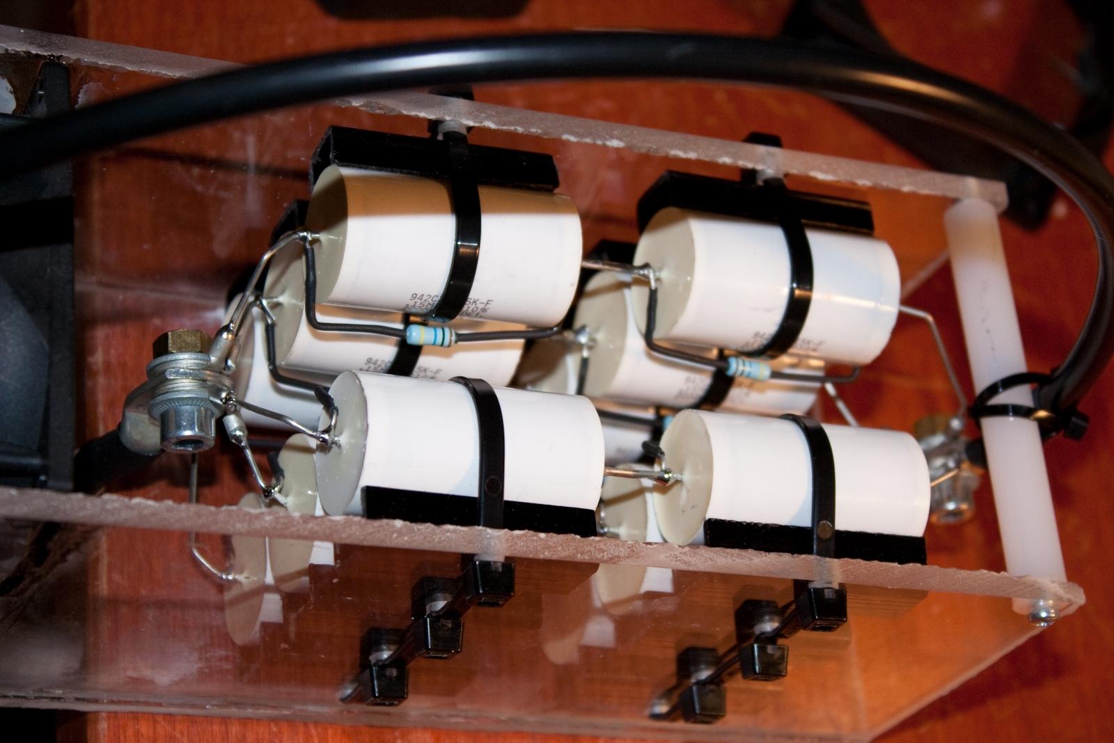 tesla coil DRSSTC MMC