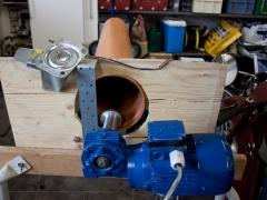 coil winder motor