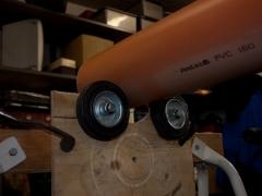 coil winder roller