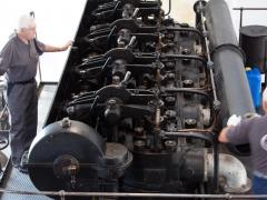 Thrige diesel engine valves
