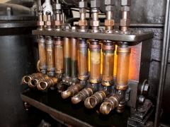 Thrige diesel engine generator oil