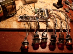 nixie tube test