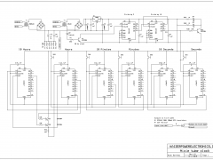 nixie tube clock schematic