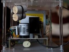 Tesla coil DRSSTC  circuit
