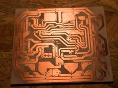 Tesla coil DRSSTC driver ud1.3b circuit board
