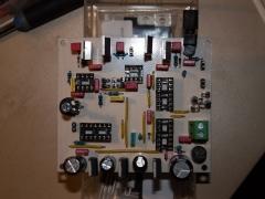 Tesla coil DRSSTC driver ud1.3b