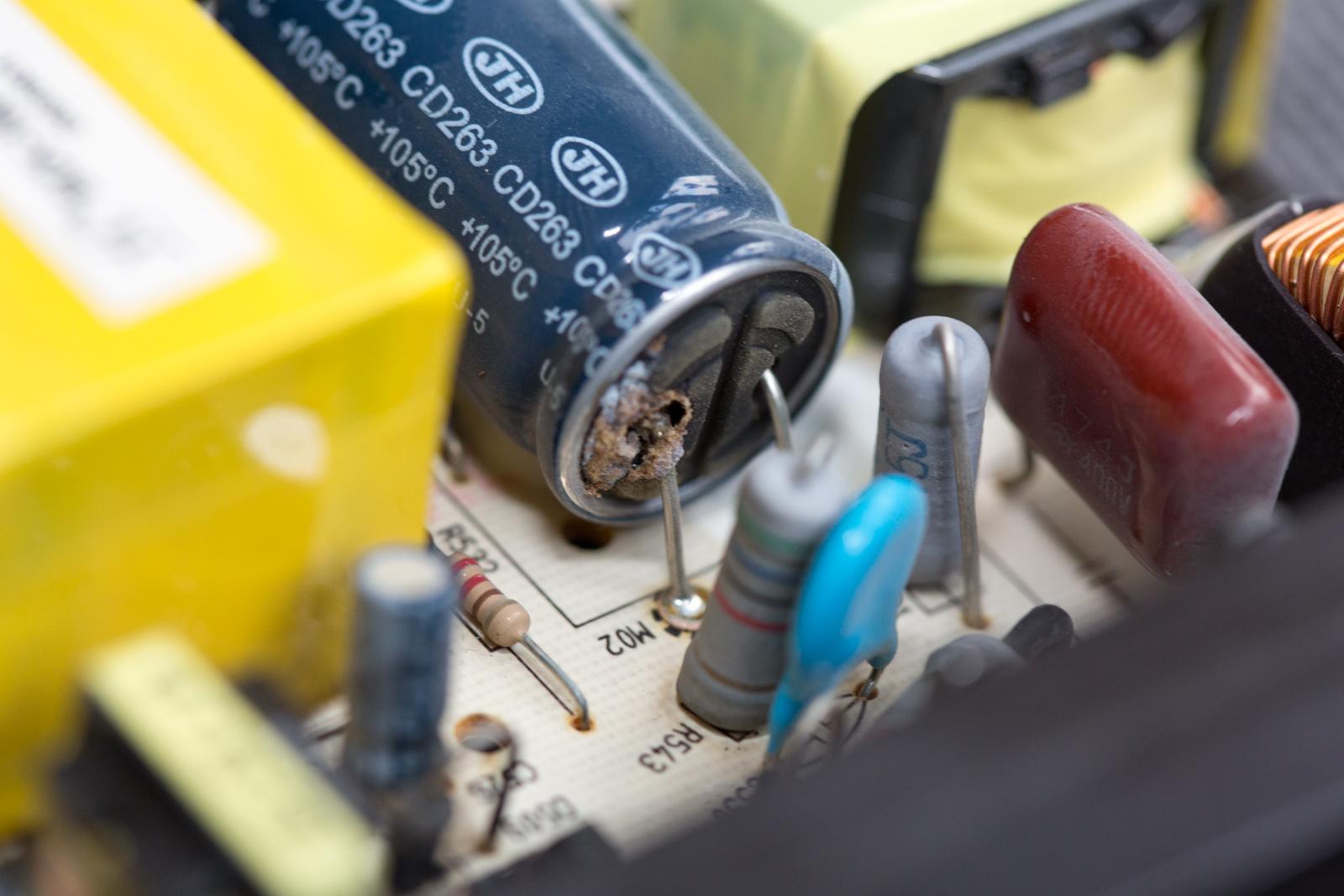 27 Lcd Tv Repair Kaizer Power Electronics Ensil Electronic Circuit Board Gs6a7886