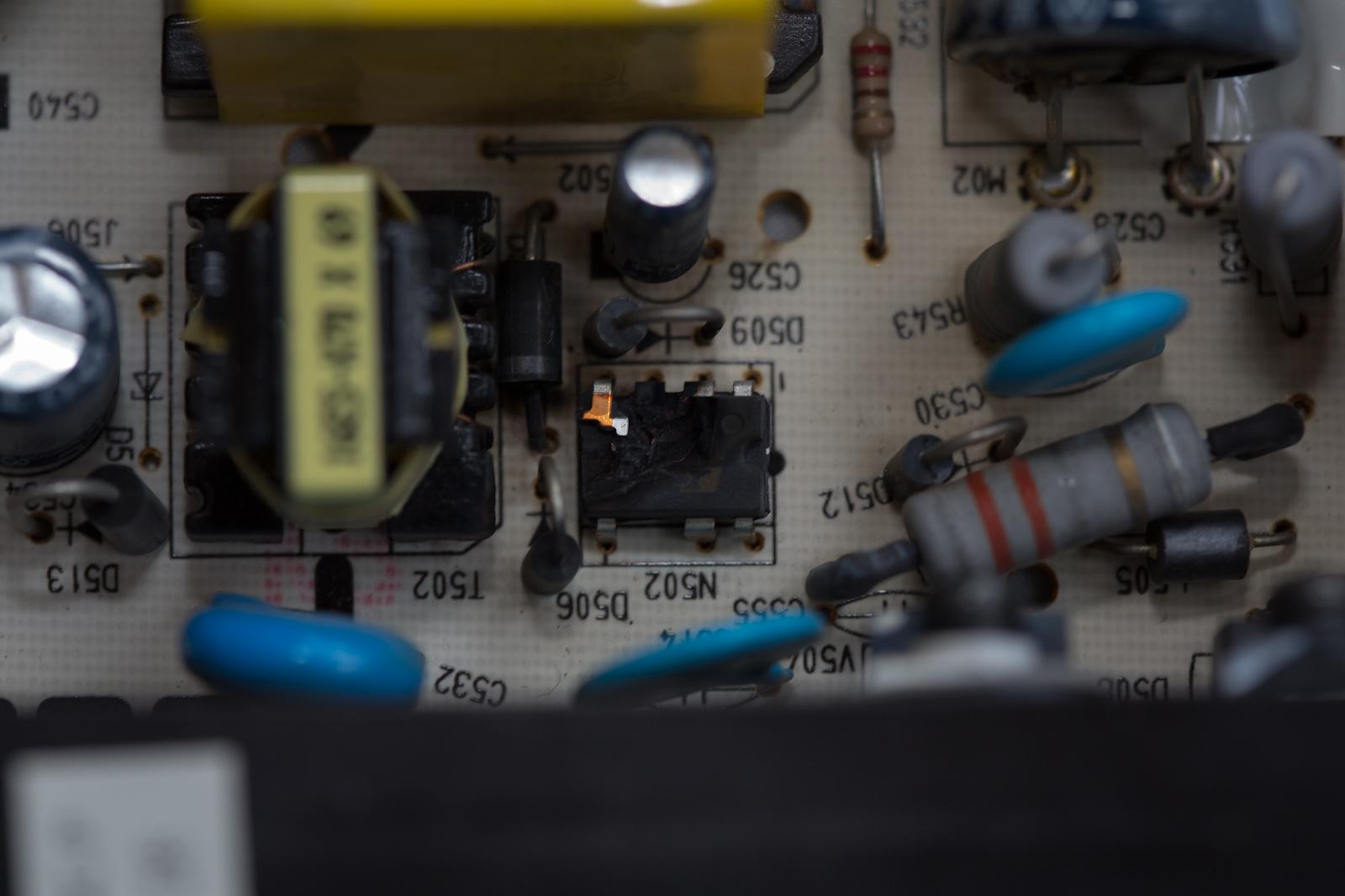 27″ LCD TV repair | Kaizer Power Electronics