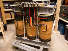 10 kVA isolation transformer