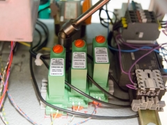Lübcke variac 13A 400V 3 phase current transformer