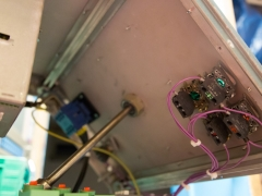 Lübcke variac 13A 400V 3 phase wiring