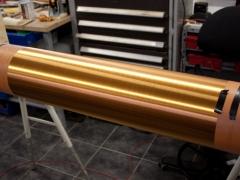 Tesla Coil DRSSTC design guide secondary coil winding