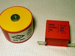 Tesla Coil DRSSTC design guide snubber capacitor