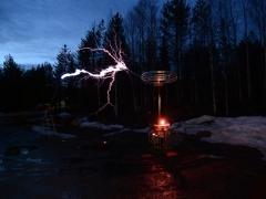 Tesla Coil DRSSTC design guide kizmo whiplash