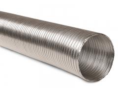 Tesla Coil DRSSTC design guide topload aluminium air duct