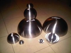 Tesla Coil DRSSTC design guide topload ikea steel bowl