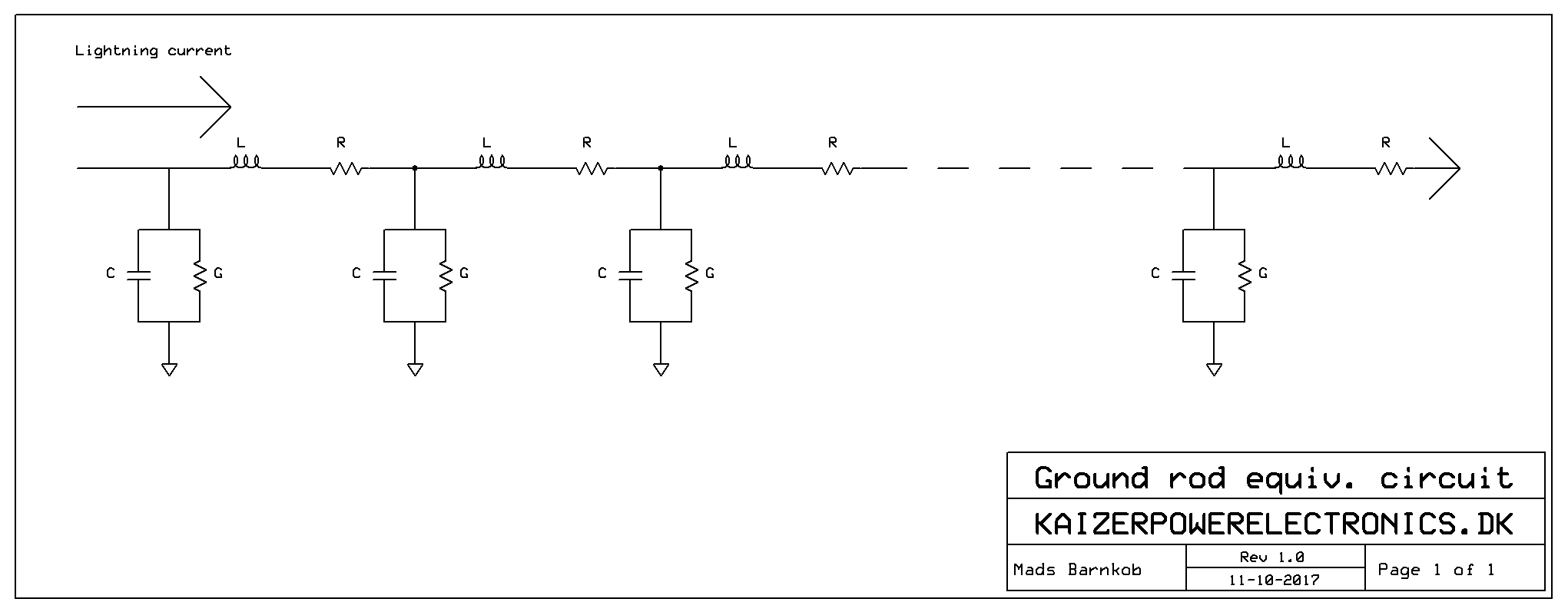 Grounding, circuit protection and EMI | Kaizer Power Electronics