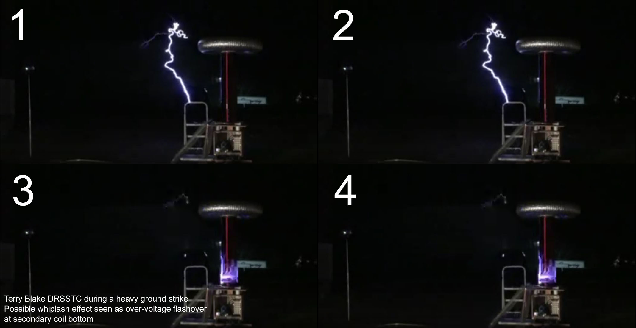 Grounding Circuit Protection And Emi Kaizer Power Electronics Simulator Tesla Coil Terry Blake Whiplash