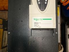schneider altivar frequency inverter front