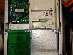 schneider altivar frequency inverter inside