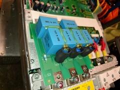 schneider altivar frequency inverter input filter