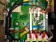 schneider altivar frequency inverter IGBT circuit board