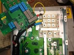 schneider altivar frequency inverter rectifier