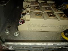schneider altivar frequency inverter SCR