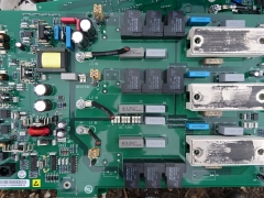 Eaton PowerWare 9255 UPS rectifier PFC circuit