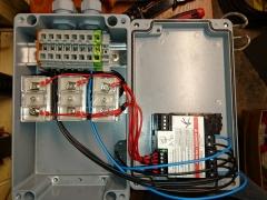 Merlin Gerin PM700 power meter current transformer