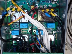 KONE elevator lift control panel motor drive