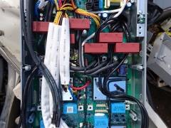 KONE elevator lift control panel motor drive power