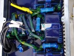 KONE elevator lift control panel motor drive choke